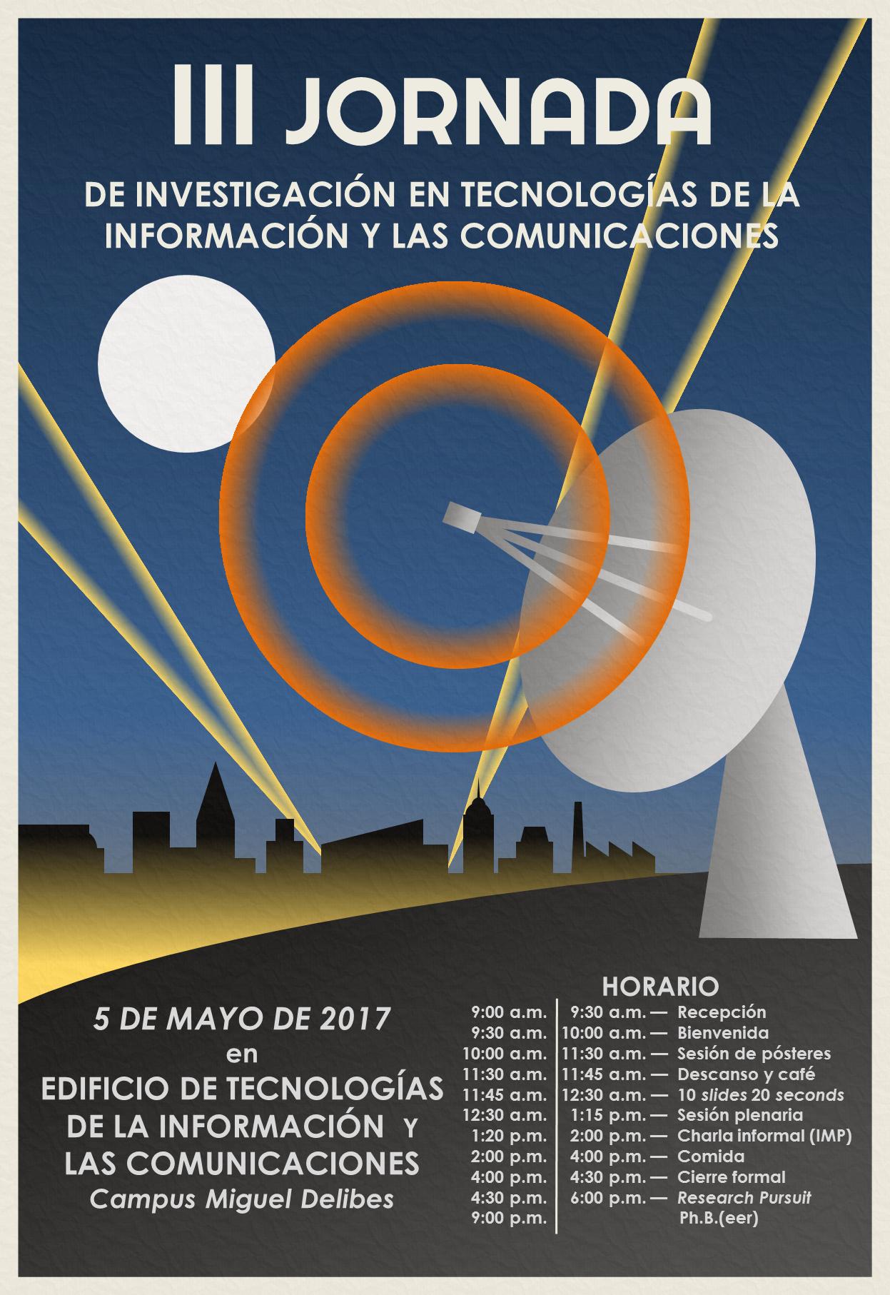 Cartel III Jornadas TIT 2017
